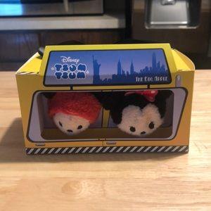 """Disney """"Tsum Tsum"""" Mickey and Minnie NY"""